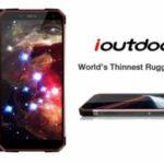 Недорогой смартфон ioutdoor X