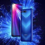 Флагманский смартфон Honor View 20 оценен в 38 тысяч рублей