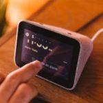 Умный гаджет Lenovo Smart Clock