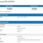 Смартфон Samsung Galaxy A20 получил 8-ядерную SoC и 3 ГБ ОЗУ