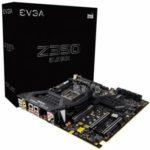 Новая материнская плата EVGA Z390 Dark