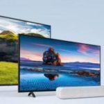Новые телевизоры от компании Xiaomi